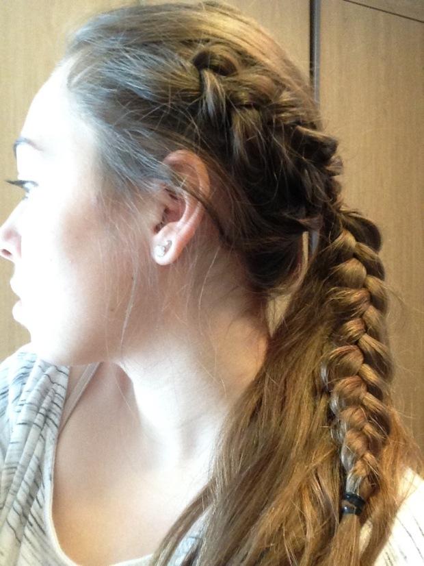 hair spot - 1
